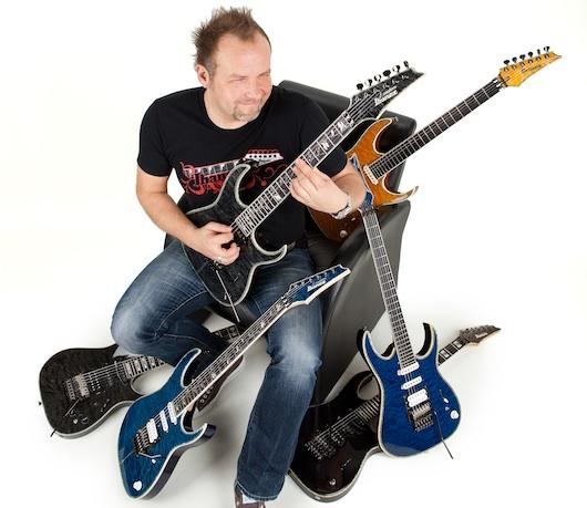 Gitarrenlehrer, Gitarriste und Musiklehrer Ralf Sommerfeld